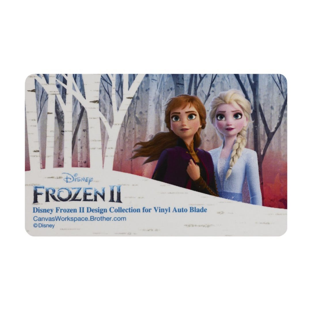 Frozen Activation Card