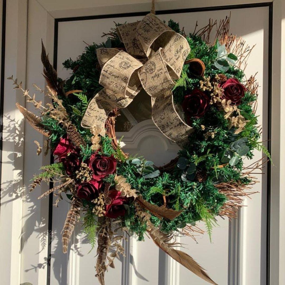 lyn wreath