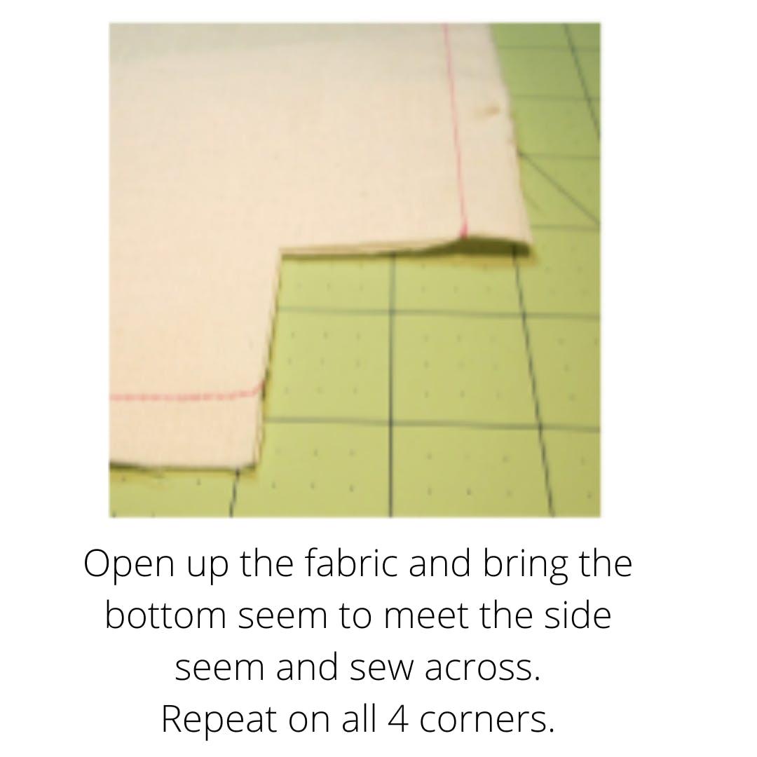 open fabric