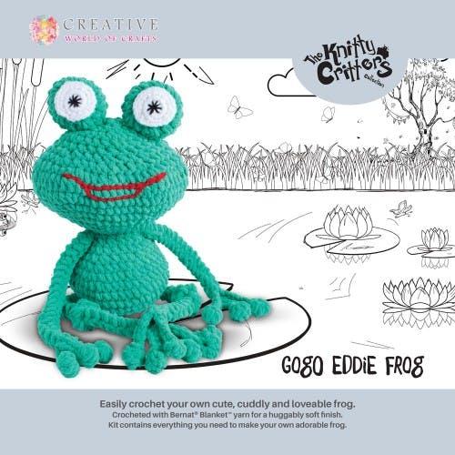 Eddie the Frog