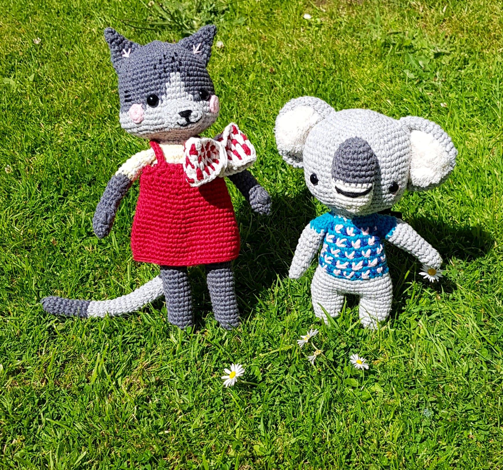 Cat & Koala