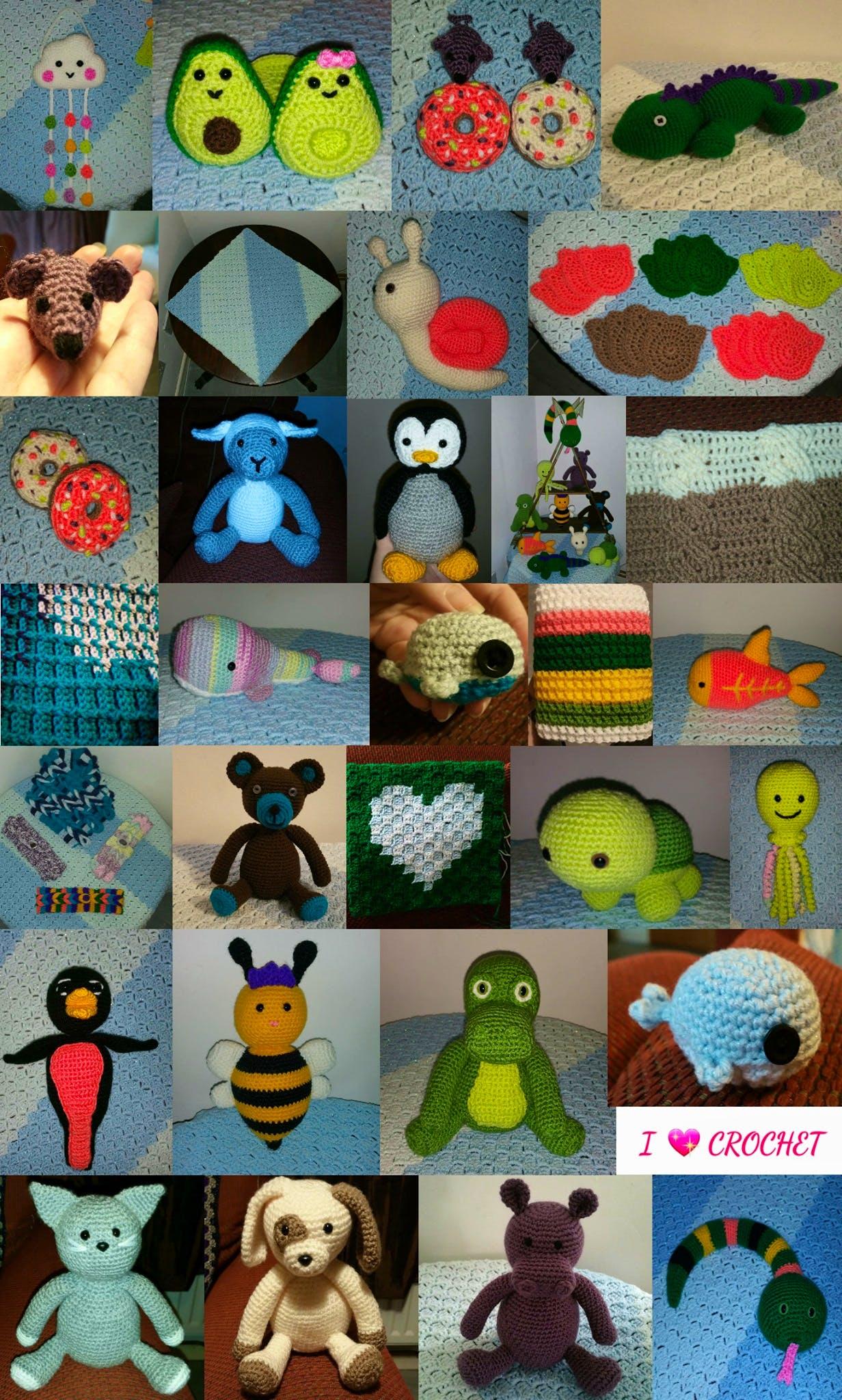 Crochet Away!