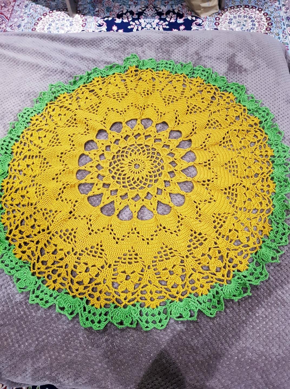 Detailed Crochet