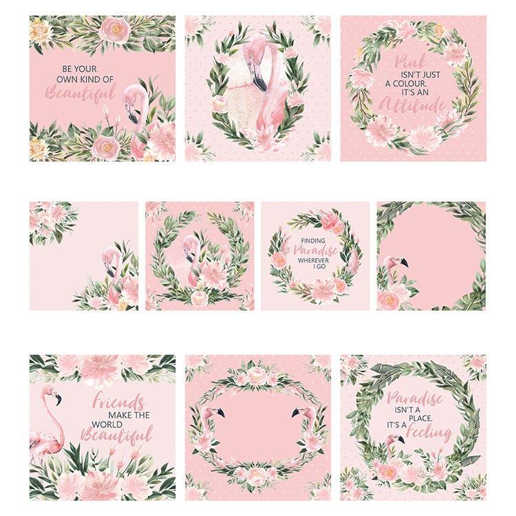 Pink Paradise Kit
